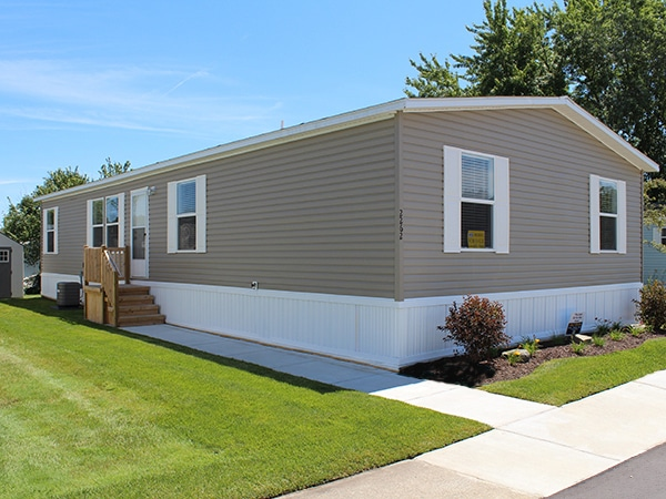 Quality Homes Manufactured Home
